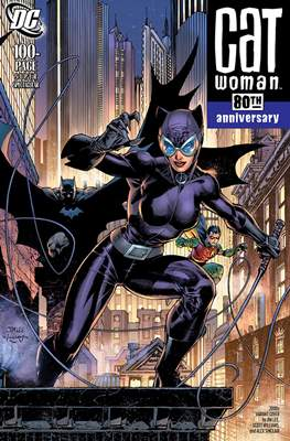 Catwoman 80th Anniversary 100-Page Super Spectacular (Variant Cover) (Softcover 100 pp) #1.6