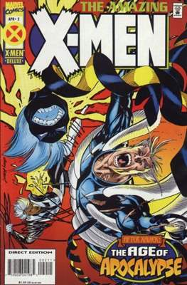 The Amazing X-Men (Comic Book 1995) #2