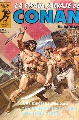 La Espada Salvaje de Conan. Vol 1 (1982-1996) #7