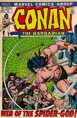 Conan The Barbarian (1970-1993) (Grapa, 32 págs.) #13