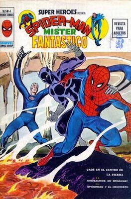 Super Héroes Vol. 2 #4