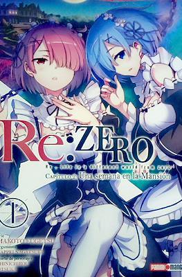 Re: Zero - Capítulo 2: Una semana en la Mansión