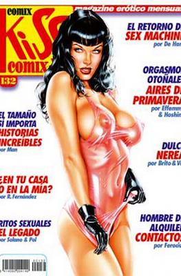 Kiss Comix #132