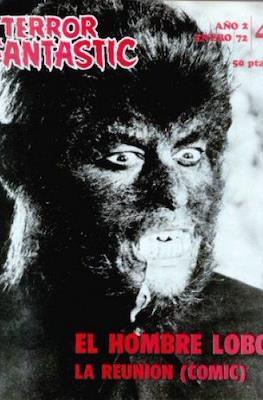 Terror Fantastic (Rústica 64 pp) #4