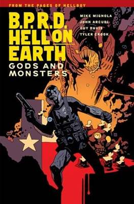B.P.R.D. Hell on Earth #2