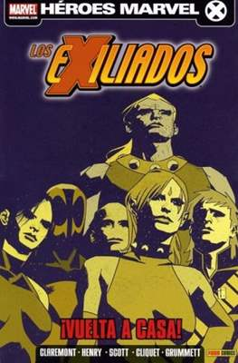 Los Exiliados (2003-2010) (Rústica) #19