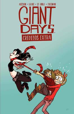 Giant Days: Créditos Extra (Rústica 112 pp) #