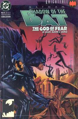 Batman: Shadow of the Bat (Comic book) #18