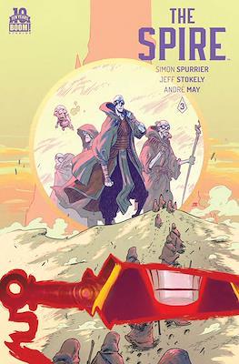 The Spire (Comic Book) #3