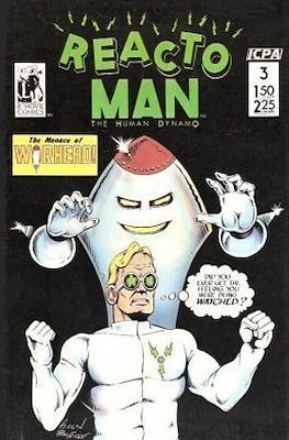 Reacto Man (Comic Book 32 pp) #3