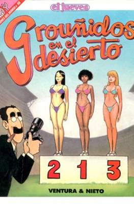 Colección Pendones del Humor (Rústica) #86