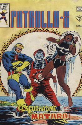 Patrulla-X Vol. 3 (1976-1980) (Rústica 40 pp) #34