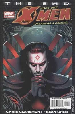 X-Men The End Book One: Dreamers & Demons (Comic Book) #4