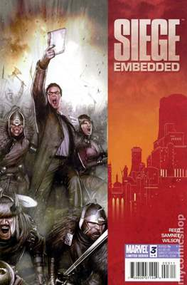 Siege: Embedded (Comic Book 32 pp) #3