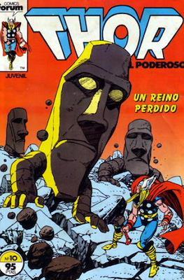 Thor, el Poderoso (1983-1987) #10