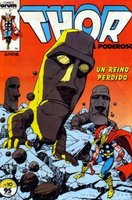 Thor, el Poderoso (1983-1987) (Grapa 36 pp) #10