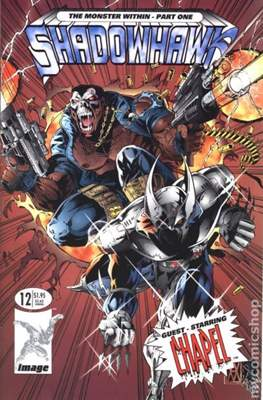 Shadowhawk Vol. 1 (1992-1995) #12