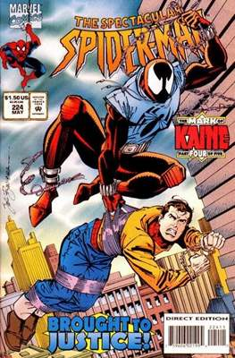 The Spectacular Spider-Man Vol. 1 (Comic Book) #224