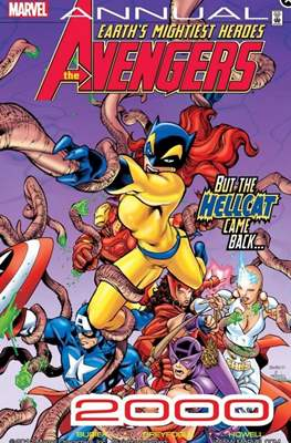 The Avengers Vol. 3 Annual