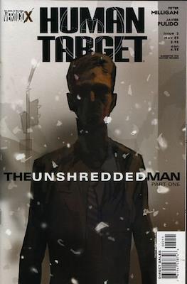 Human Target Vol 2 (Grapa) #2
