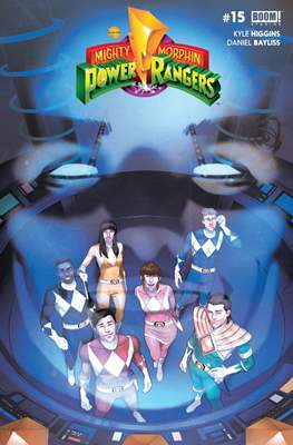 Mighty Morphin Power Rangers (Comic Book) #15
