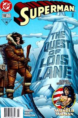 Superman Vol. 2 (1987-2006) (Comic Book) #118