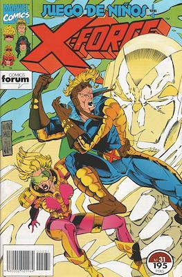 X-Force Vol. 1 (1992-1995) (Grapa 24-32 pp) #31