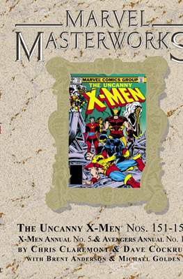 Marvel Masterworks (Hardcover) #151