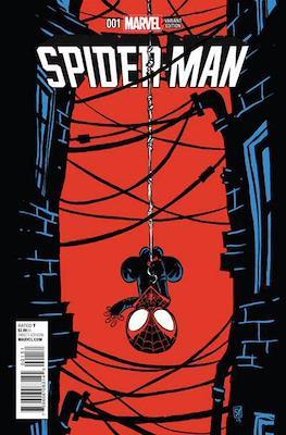 Spider-Man Vol. 2 (2016- Variant Cover)