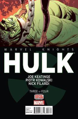 Marvel Knights: Hulk (Comic Book) #3