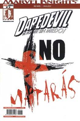 Daredevil. Marvel Knights. Vol. 2 (Grapa) #8