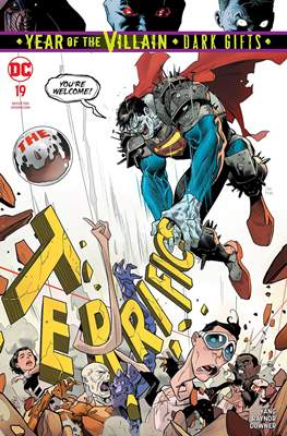 The Terrifics (2018) (Comic Book) #19