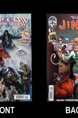 Jingle Belle: Grounded / Top Cow Holiday Special