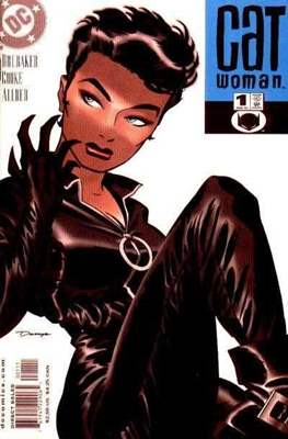 Catwoman Vol. 3 (2002-2008) (Comic Book) #1