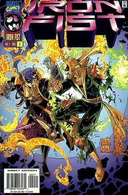 Iron Fist Vol. 2 (Comic Book) #2