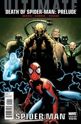 Ultimate Spider-Man (2000-2009; 2011) (Comic-Book) #155
