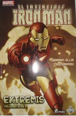 Iron Man Extremis #2