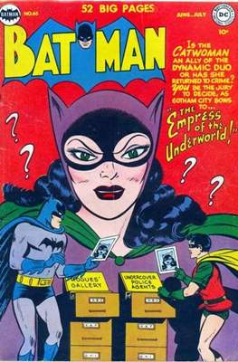 Batman Vol. 1 (1940-2011) (Comic Book) #65