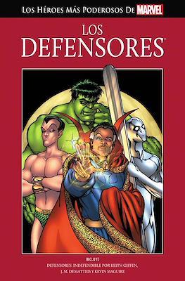 Los Héroes Más Poderosos de Marvel (Cartoné) #24