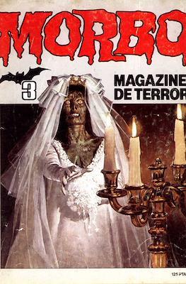 Morbo. Magazine de terror (Grapa (1983)) #3