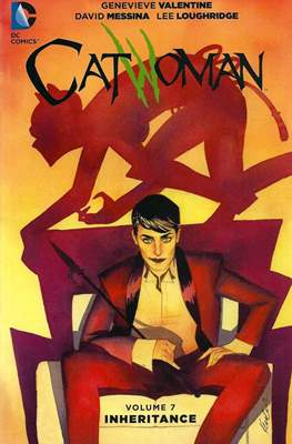 Catwoman Vol. 4 (2011) New 52 (Softcover) #7