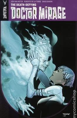 The Death-Defying Doctor Mirage (TPB Softcover 128-112 pp) #1