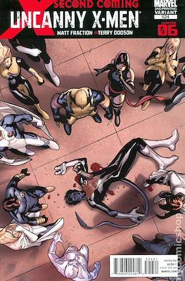 The Uncanny X-Men (1963-2011 Variant Cover) #524.2