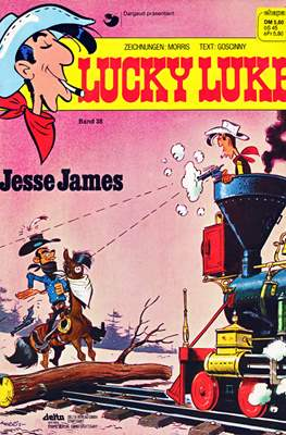 Lucky Luke (Softcover) #38