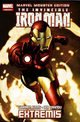 The Invincible Iron Man: Extremis. Monster Edition