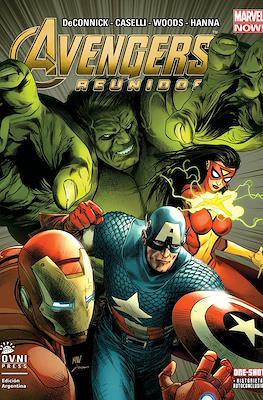 Avengers Reunidos (Rústica 104 pp) #2