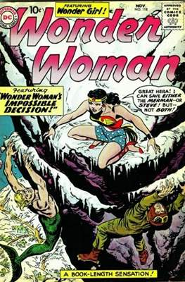 Wonder Woman Vol.1 (1942-1986; 2020-) (Comic Book) #118