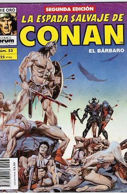La Espada Salvaje de Conan Vol. 1. 2ª edición (Grapa. 64 páginas) #53