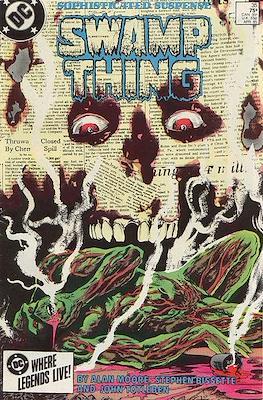 Swamp Thing (1982-1996) #35