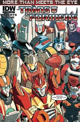 Transformers- More Than Meets The eye